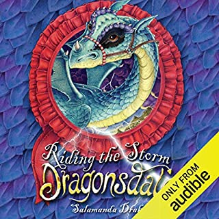 Riding the Storm: Dragonsdale cover art