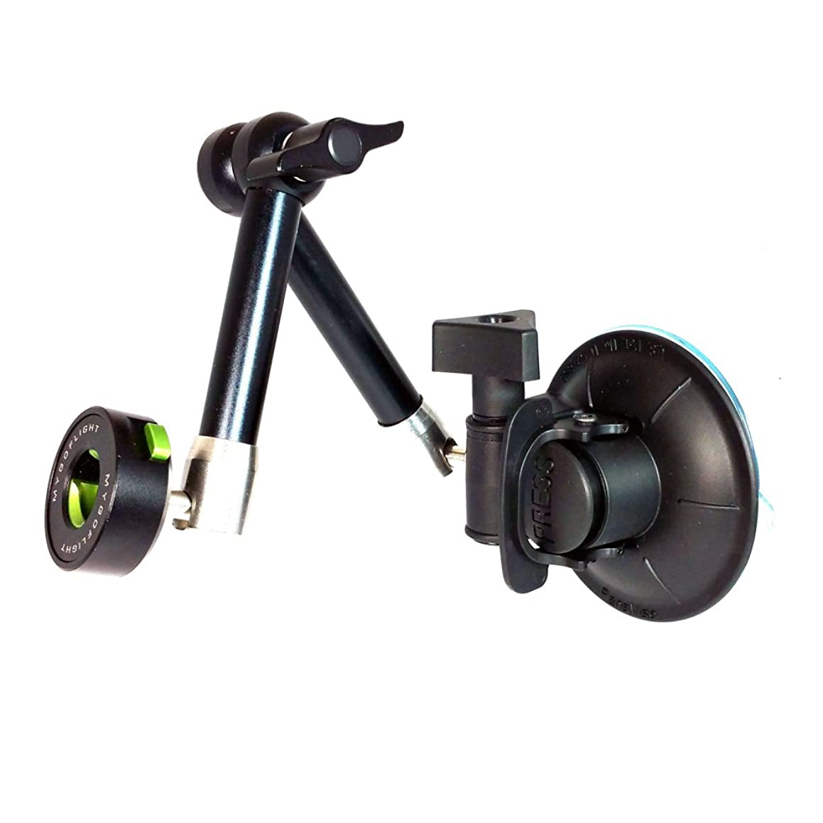 Mygoflight Flex Suction Sport Mount
