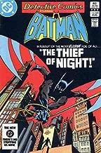 Detective Comics 529 (Detective Comics #529 The Thief Of The Night)