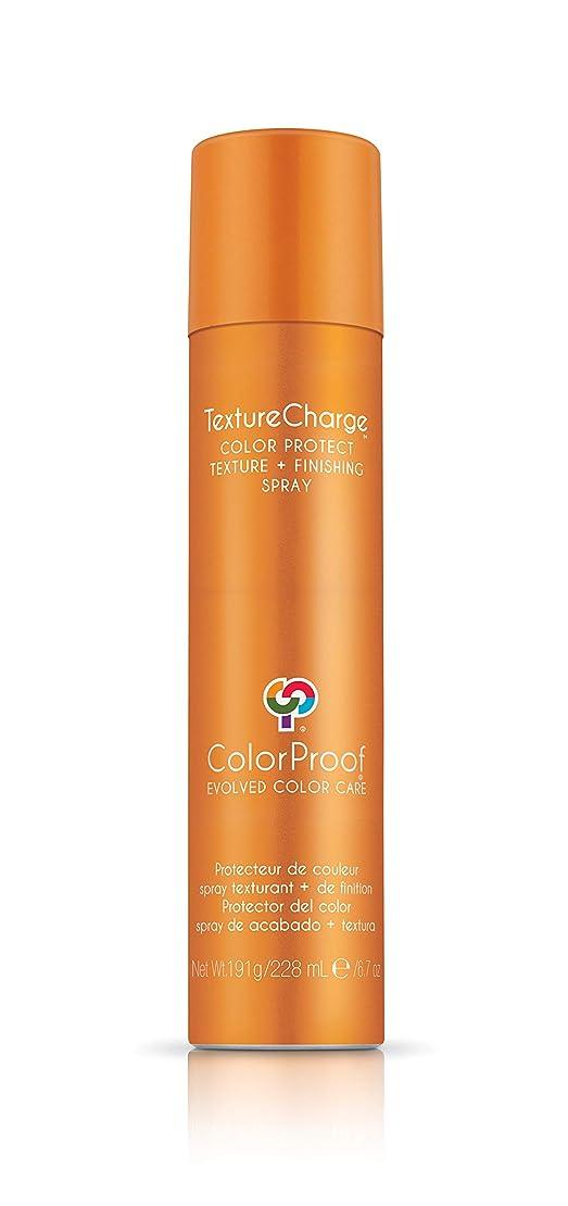平衡風味ようこそColorProof Evolved Color Care ColorProof色ケア当局テクスチャチャージ色&保護仕上げスプレー、6.7オズ オレンジ