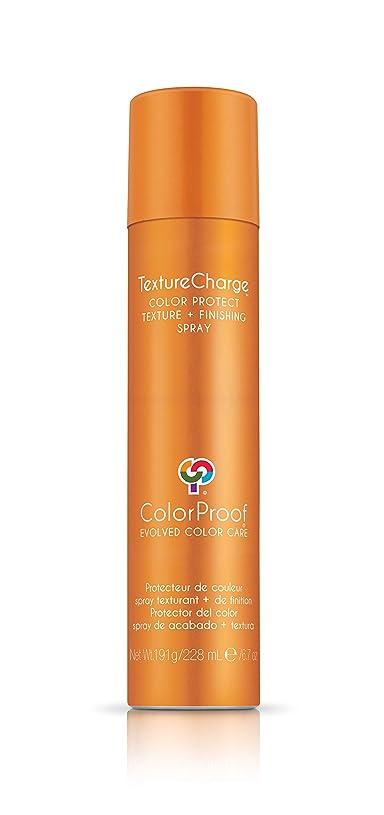 オーストラリア人散歩地雷原ColorProof Evolved Color Care ColorProof色ケア当局テクスチャチャージ色&保護仕上げスプレー、6.7オズ オレンジ