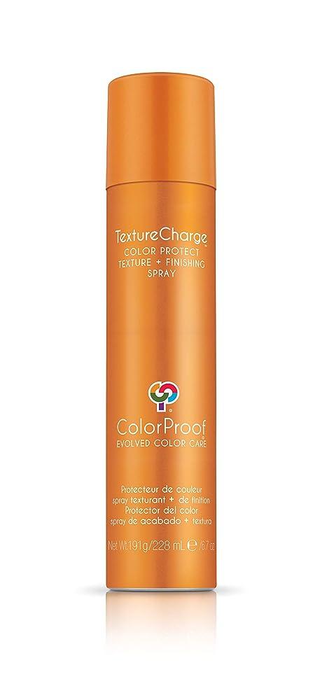 ワゴン非武装化溢れんばかりのColorProof Evolved Color Care ColorProof色ケア当局テクスチャチャージ色&保護仕上げスプレー、6.7オズ オレンジ