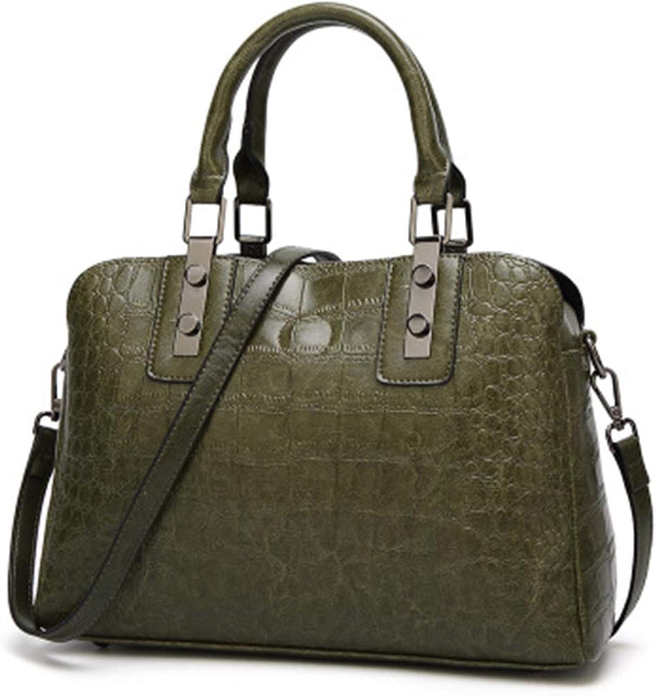 SC28 Genuine Leather Top Handle Satchel Handbag Tote Tassel Shoulder Bag Purse Crossbody Bag for Women
