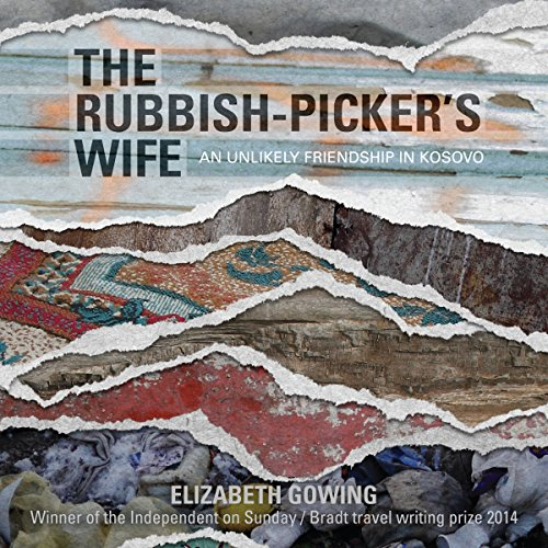 The Rubbish-Picker's Wife audiobook cover art
