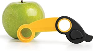 NEW!!! OTOTO TOCO - Apple Peeler, Slicer & Corer- Heavy Duty- Easy and Safe to Use Fruit Cutter- Upgraded Apple Slicer- Corer, Cutter, Wedger Tool- Thin Apple Slicer- Cut Spiral Apple Slices