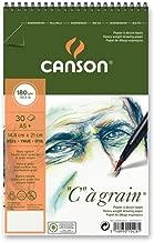 Album dessin Canson «C à Grain» - A5 + 180g - 30 hojas