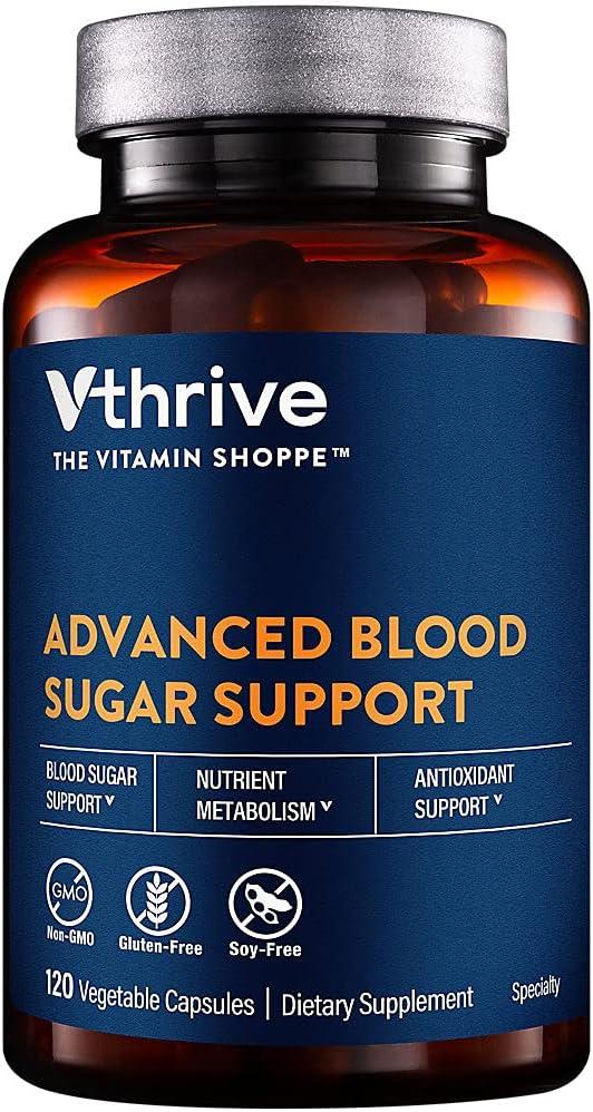 2021 model Cheap sale Advanced Blood Sugar Support Nutrient Metabolism Antioxidant 500