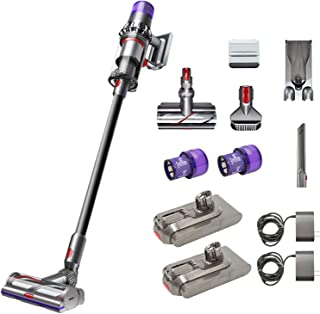 Dyson V11 Pro Cordless Handheld Vacuum, Including 3 Tools, 2 Batteries, 2 Chargers and Extra Accessories