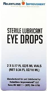 Relentless Improvement Lubricating Carnosine Drops