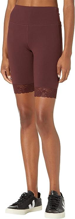 "Gowalk Lace 10"" Bike Shorts"