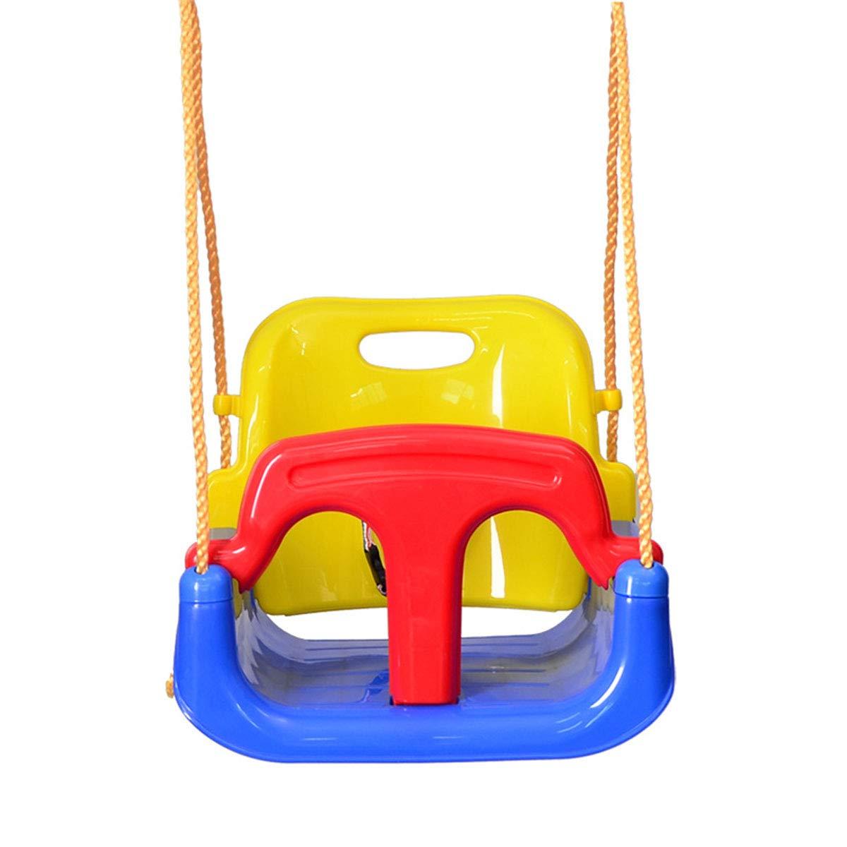Liziyu 4 en 1 Columpio para bebés Multifuncional Cesta Colgante jardín de Infantes Columpio para bebés para 2-15 niños niños Columpios de Juguete Juguetes para niños al Aire Libre Regalos,Red: Amazon.es: Hogar
