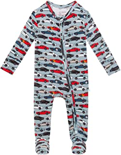 Baby Rompers Pajamas - Newborn Sleepers Boy Clothes -...