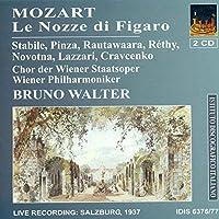 Mozart: Le Nozze di Figaro, Live Recording, Salzburg, August 18, 1937