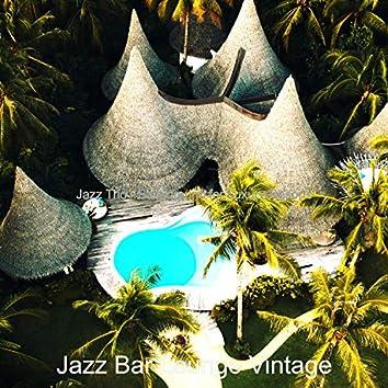 Jazz Trio - Background for Luxury Resorts