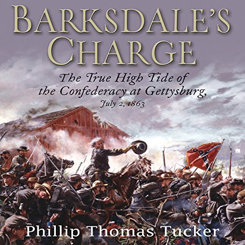 Barksdale's Charge cover art