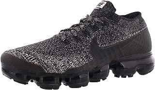 Nike Men's AIR Vapormax Flyknit Oreo Running Shoes Black
