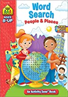 Word Search People & Places Activity Zone