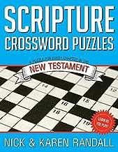 Scripture Crossword Puzzles: New Testament