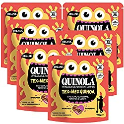 🌱 ORGANIC - Only the best organic ingredients and ethically sourced quinoa from Peru 🌱 GLUTEN FREE - We only use all natural 100% gluten free ingredients 🌱 SUITABLE - For children who are weaned and happily eating solid food 🌱 VEGAN FRIENDLY - Suitab...