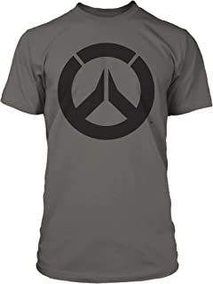 Overwatch Logo Men's Gamer Tee Shirt
