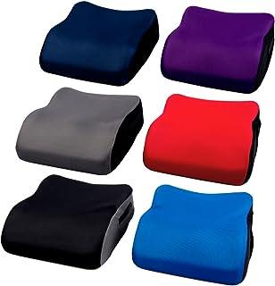 All Ride Kindersitzerhöhung Sitzerhöhung Kindersitz Autositz Kind Sitz Erhöhung Autokindersitz BUBU - Grau