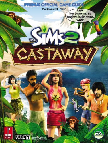 Sims 2 Castaway Official Strategy Guide