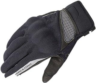 HAOSHUAI Motocross Rider Handschoenen Outdoor Racing Handschoenen, Zwart Ridding handschoenen (Maat : XXL)