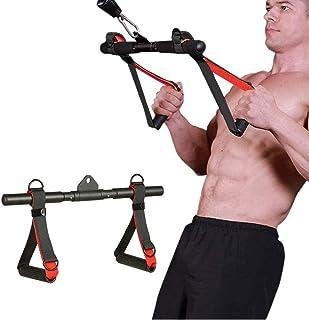 Nylon de Sport pour Triceps Corde de Traction Unisexe Fournyaa Corde de Traction pour Triceps
