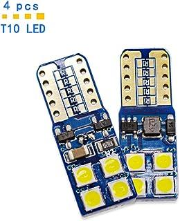 Sandonled t10 Led Bulbs Auto Car Parts T10 White Bright...