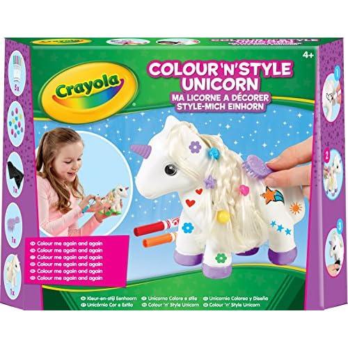Crayola 93020 - Kit di artigianato con unicorno, colore: n