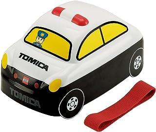 スケーター 立体 ランチボックス 弁当箱 トミカ TOMICA パトカー DLB4