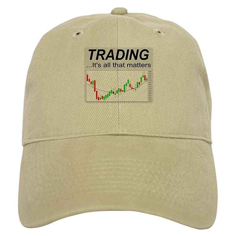 CafePress Trading.Its All That Matters Baseball Cap