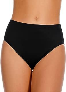 Women's Swimwear Basic Swim Pant High Waist Slimming Brief Bathing Suit Bottom