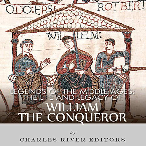 Legends of the Middle Ages audiobook cover art