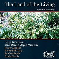 Late C20th Danish Organ Music
