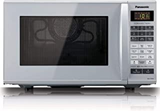 Panasonic 27 Liters Convection Microwave, Silver - NNCT651M, 1 Year Warranty