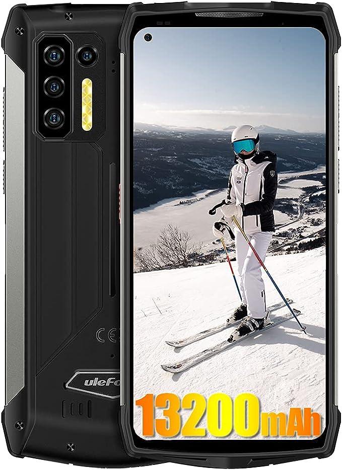 177 opinioni per Ulefone Power Armor 13 (2021) Rugged Smartphone- Helio G95 Octa Core 8 GB RAM +