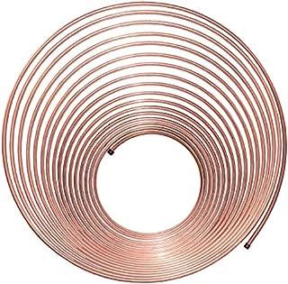 Copper-Nickel Brake Line Tubing Coil, 1/4 x 50
