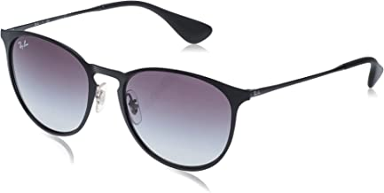 Ray-Ban RB3539 Erika Round Metal Sunglasses