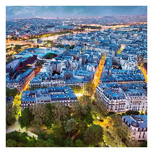 Vliestapete Paris, HxB: 336cm x 336cm
