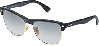 RB4175 Clubmaster Square Oversized Sunglasses