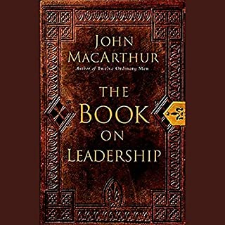 The Book on Leadership cover art
