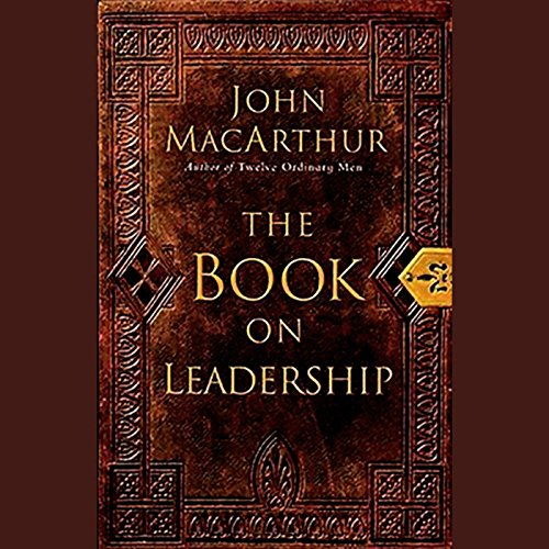 The Book on Leadership audiobook cover art