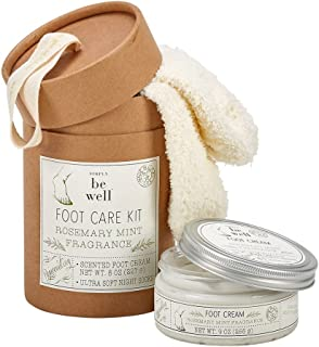 Simply Be Well Foot Care Kit-Rosemary Mint