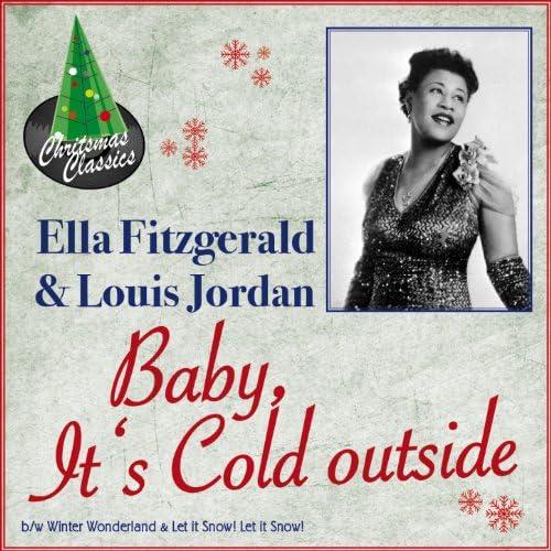 Ella Fitzgerald, Louis Jordan