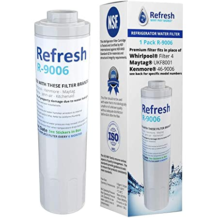 Refrigerator Water Filter for KitchenAid KFCS22EVMS