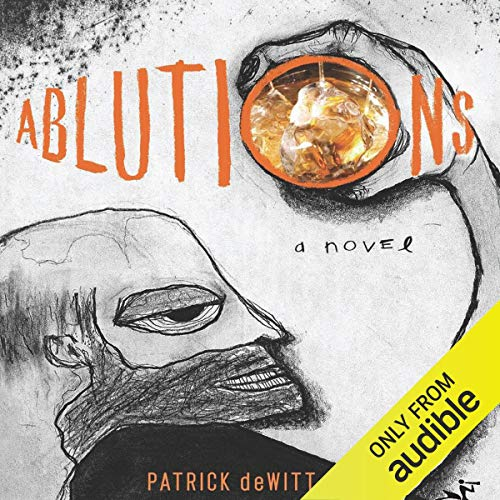 Ablutions audiobook cover art