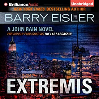 Extremis audiobook cover art
