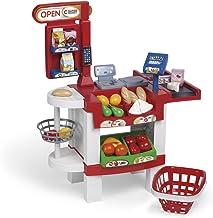 Chicos - Supermercado Shopper Deluxe, Tienda de Juguete con Sonido y 30 Accesorios Incluidos, a Partir de 3 Años, Medidas - 73.5 x 50 x 91.1 cm (84104)