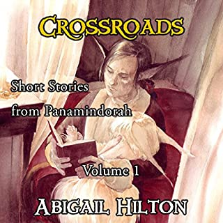 Crossroads audiobook cover art
